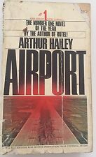 Arthur Hailey  Airport  1968 Paperback
