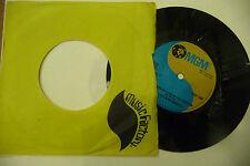 """BILL DEAL&RHONDELS""""WHAT KIND OF A FOOL-disco 45 giri MGM UK 1969"""""""