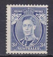 APD395) Australia, 1937, King George VI, First Series. MUH. Price $225