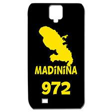 Coque 3 D Téléphone - SAMSUNG GALAXY S4 - MADININA 972 MARTINIQUE ANTILLES
