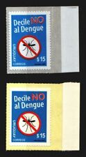 Health Medical Mosquito Dengue insect very unusual Uruguay 2 paper variety