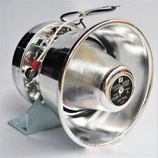 200W Loud Sound Warning Alarm Police Fire Siren Horn PA Speaker System 12V Tone
