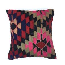 Vintage Kilim Cushion Cover Kelim Pillow 50x50cm Moroccan  style  50102