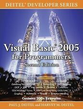 Visual Basic(R) 2005 for Programmers (2nd Edition) (Deitel Developer S-ExLibrary