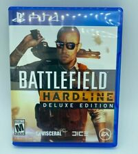 Battlefield Hardline - Deluxe Edition - PS4 Game