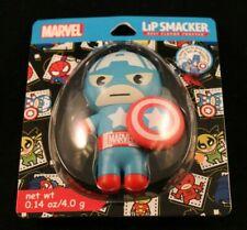 Lip Smacker - Captain America - Marvel Superhero Lip Balm - 0.14 oz