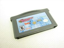 Game Boy Advance POWERPUFF GIRLS MOJO JOJO A-GO-GO Cartridge Only Nintendo gbac