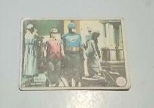 ORIGINAL SERIES BATMAN 1966 BAT LAFFS TRADING CARD # 23 CLASSIC STILL ENGLAND 66