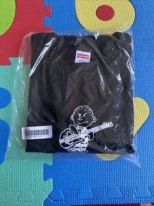 Supreme Rocker Tee T-Shirt Size Large Black
