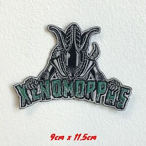 Xenomorphs Alien Fictional character Iron Sew on Embroidered Patch#1500