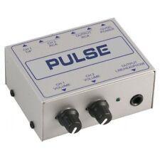 Pulse LINEMIX2S Line Mixer Compact 2ch Gvc-dj