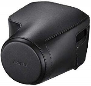 Sony LCJ-RXJ Protective Jacket Case for DSC-RX10M3/M4 RX10 Black Cyber-shot New