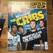 More details for johnny marr the cribs  hand signed autograph nme magazine ip