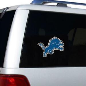 Detroit Lions Die Cut Window Film [NEW] NFL Sticker Decal Truck Car Cling