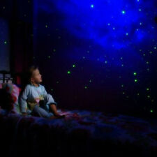 Laser Stars Indoor Light Show - The Most Amazing Laser Light Show You Will See