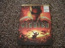 The Chronicles of Riddick Dvd (2004) Unrated Directors Cut