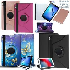 """For Samsung Galaxy Tab A 10.1"""" 2019 S6 S5e PU Leather Tablet Stand Case Cover"""