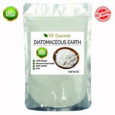 KB Naturals Diatomaceous Earth DE 100% Pure - 1lb / 16oz