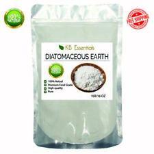 KB Naturals Diatomaceous Earth DE 100% Pure - 1lb / 16oz
