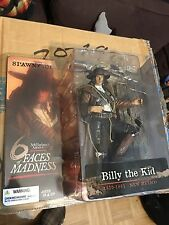 McFarlane Monsters Series 3 Billy The Kid 6 Faces Of Madness action figure
