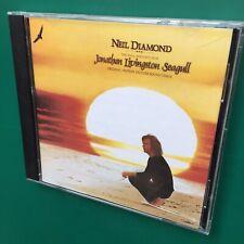 Neil Diamond JONATHAN LIVINGSTON SEAGULL Grammy Film Soundtrack CD Lee Holdridge