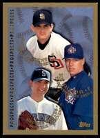 1998 Topps Set Break Roy Halladay Rookie Toronto Blue Jays #264