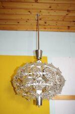 DDR Designer Deckenlampe  Sputnik Pusteblume Steinar 45 cm Rarität 70er Design