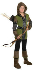 Childrens Costume Robin Hood Boys Fancy Dress Prince of Thieves 12 to 14 Years