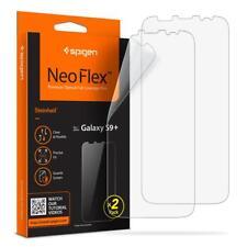 SPIGEN Samsung Galaxy s9+ plus 2x lámina protectora protector pantalla Neoflex Origin