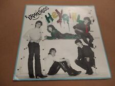 "EXPRESSOS * HEY GIRL * 7"" SINGLE EXCELLENT P/S 1980 NEW WAVE"