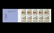 ✔️ (SW 516) Sweden 1985 MNH Mi 1322 -3 Sc 1526 -7 Mouse, Fish Booklet