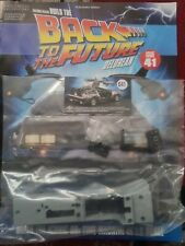 Eaglemoss Build The Back To The Future Delorean Issue 41 New & Sealed