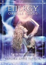 Energy Oracle Cards by Sandra Anne Taylor NEW & Sealed