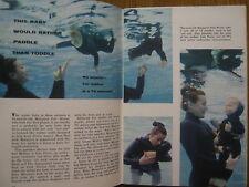 March, 1961 TV Guide (ZALE PERRY/SEA HUNT/JANET DE GORE/PERRY MASON/RAYMOND BURR