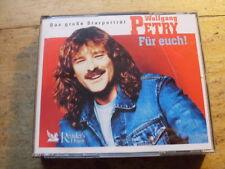 Wolfgang Petry - Für Euch ! [4 CD Box]  das Grosse Starportrait - DAS BESTE
