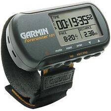 GARMIN FORERUNNER 101 GPS Mens RUNNING WATCH *BRAND NEW