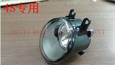 A Pair Clear Driving Fog Light Lamps With Bulbs For 2006 TOYOTA Scion xA