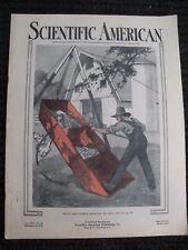 SA-9/20 1919-WWI Doctors-Air Travel-Make Australian Desert Bloom-Still Engine