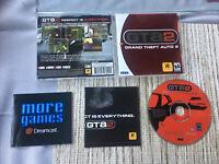 Grand Theft Auto 2 (Sega Dreamcast, 2000) GTA2 Complete CIB Excellent Disc