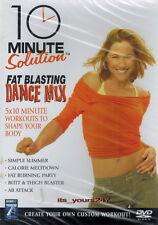 10 Minute Solution: Fat Blasting Dance Mix | DVD NEU