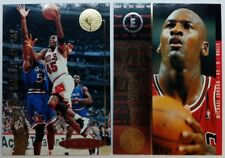 Rare Lot of 2: 1995 95 Upper Deck SP Michael Jordan, #4 & #41, Insert, Bulls