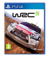WRC 5 (PS4 Game) *VERY GOOD CONDITION*
