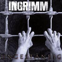 INGRIMM - UNGESTÄNDIG  CD NEU