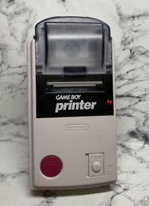 Nintendo Gameboy Original Printer (Good working order, clean) Tested