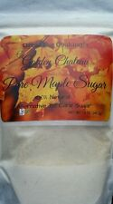 100% All Natural Maple Sugar, Golden Chateau 12 oz pouch