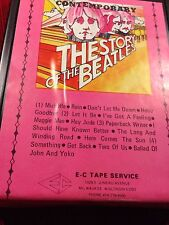 Story Of The Beatles Volume 5 8 Track  Retro Vintage Music As Is Untested