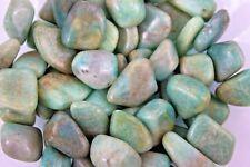 Amazonite Tumbled Crystal Stone Mineral Healing Reiki Chakra
