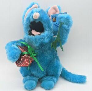 "Christmas Present Tutter -Jim Henson's Bear in the Big Blue House- 10"" Plush"