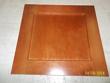 "Cherry Stained Maple Shaker Cabinet Door, 13 1/4"" X 19 3/4"", New"