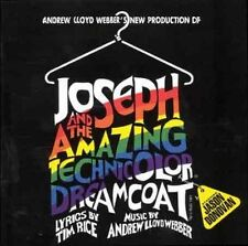 Joseph and the amazing technicolor Dreamcoat (1991) Tim Rice & Andrew Llo.. [CD]